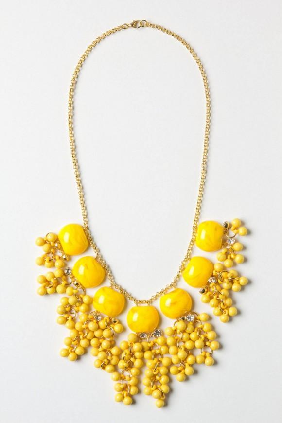 bijou jaune