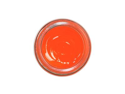 Pâte Epoxy orange fluorescente, Réf. EP4105, pot de 30 g