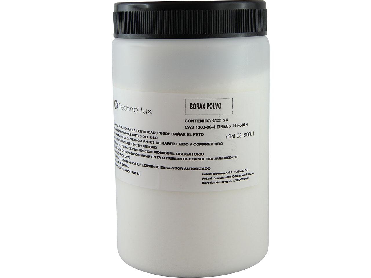 Borax En Poudre Pot De 1 Kg Cookson Clalcom