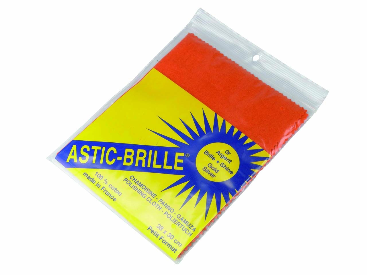 Astic brille petit format, 380 x 300 mm