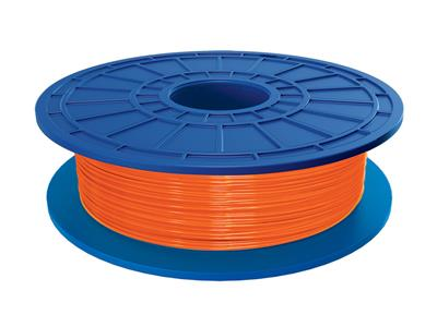 Filament PLA 175 mm Orange pour imprimante 3D Dremel