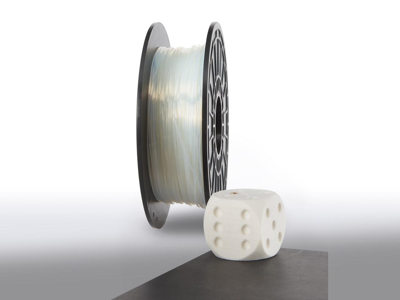 Imprimante dremel 3d filament pla 1 75 mm translucide - Imprimante 3d dremel ...