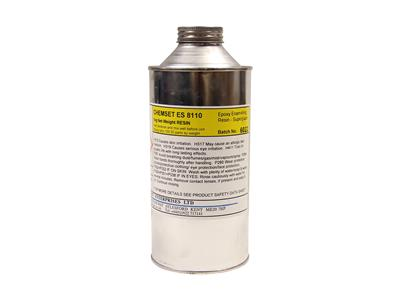 Rsine Superglaze Epoxy ES8110.Pot de 1 kg