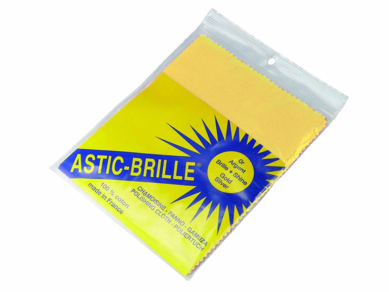 Astic brille grand format, 380 x 450 mm