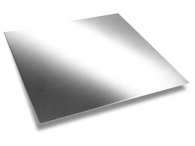 Plaque Or 200 mm Or 18k gris PD12 recuit