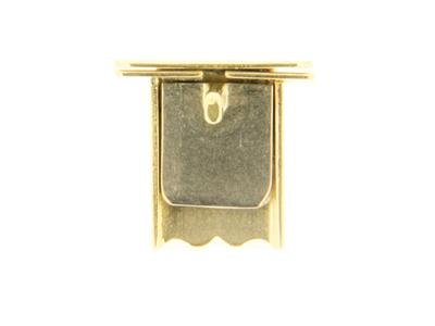Fermoir-cliquet,-Or-jaune-18k,-5,5-mm...