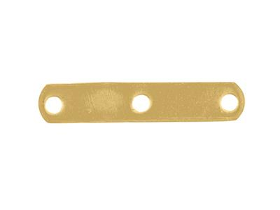 Intercalaire-barrette-3-trous-15-mm,-...