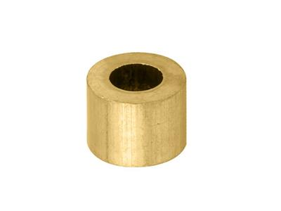 Douille cylindrique 420 x 220 x 300 mm Or jaune 18k
