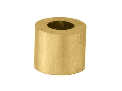 Douille cylindrique 470 x 250 x 400 mm Or jaune 18k