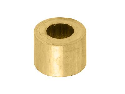 Douille cylindrique 550 x 300 x 400 mm Or jaune 18k