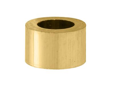 Douille cylindrique 650 x 400 x 400 mm Or jaune 18k
