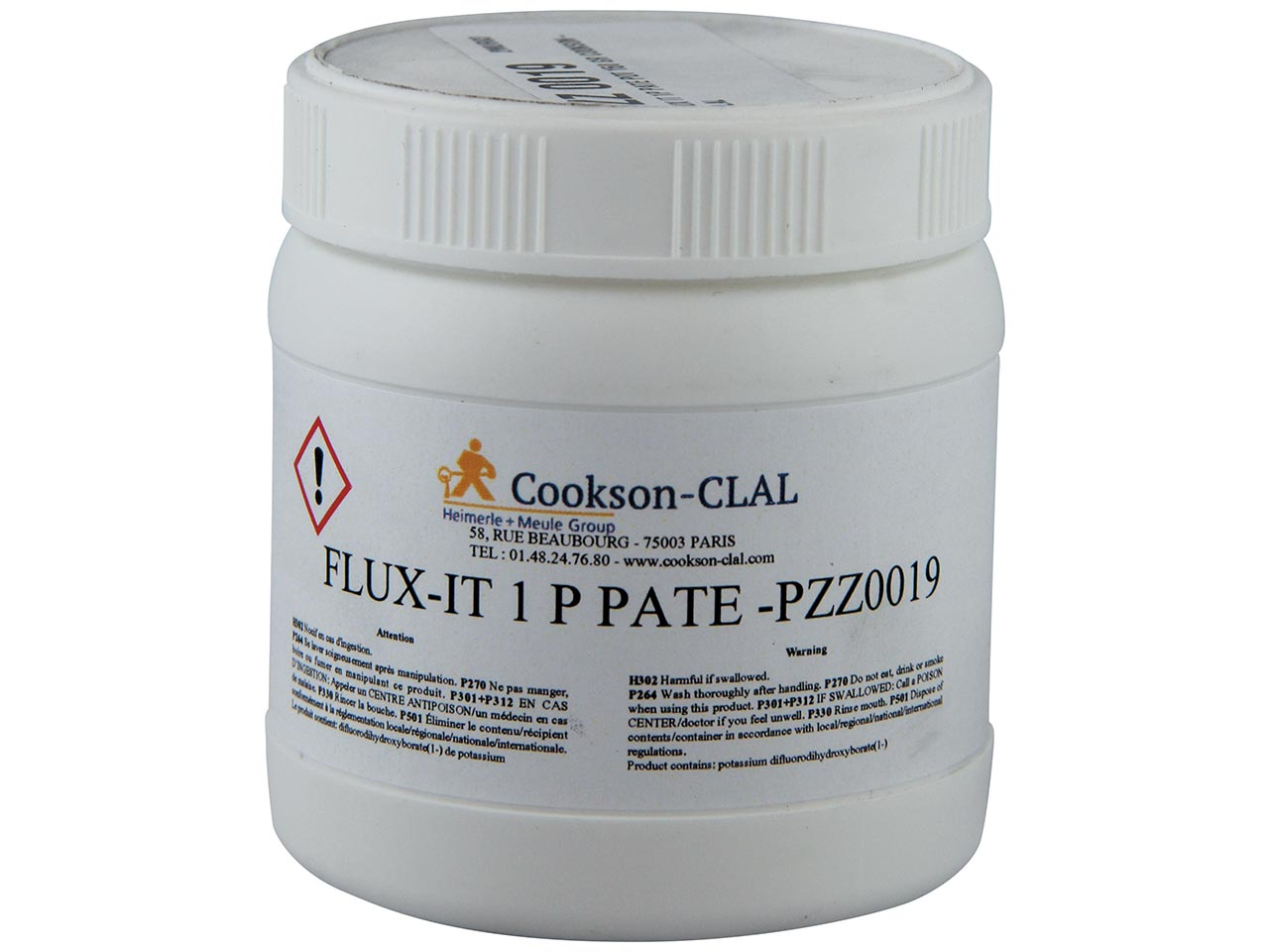 Flux IT1P en pâte, pot de 150 gr