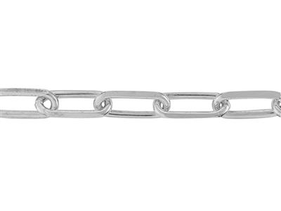 Chaine-maille-Rectangle-5-mm,-Argent-...