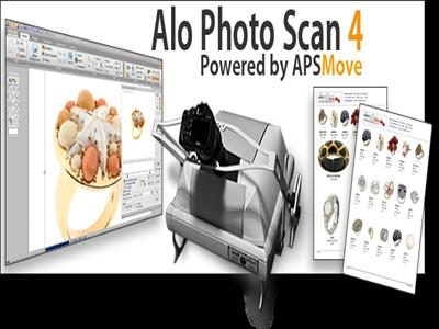 Logiciel pour Photostudio ALO PHOTO SCAN