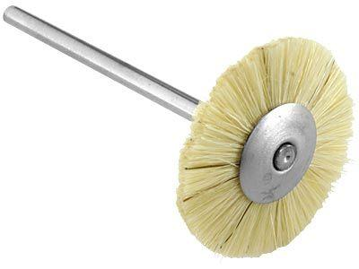 Brosse circulaire Hatho diamtre 21 mm chvre