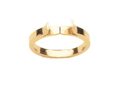 Corps-de-bague-plat-01806,-Or-jaune-18k