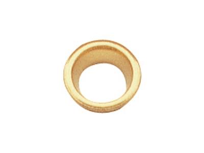Bate 04450 conique 7,5 x 0,85 mm, Or jaune 18k