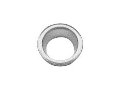 Bate 04450 conique 3,5 mm, Or gris 18k