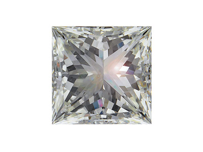 Diamant Princesse H-SI 0021 ct 15 mm
