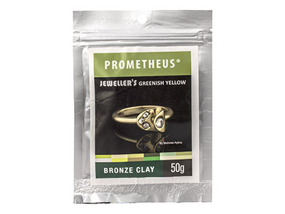 Pâte de Bronze Prometheus Jewellers Greenish Yellow, 50 g