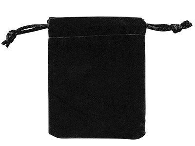 Pochette anti ternissement 7 x 9 cm, Velours, pack de 10
