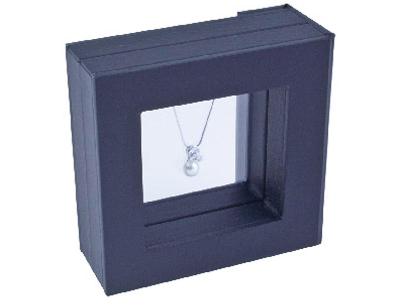 présentoir à bijoux, cadre noir, petit modèle - cookson-clal