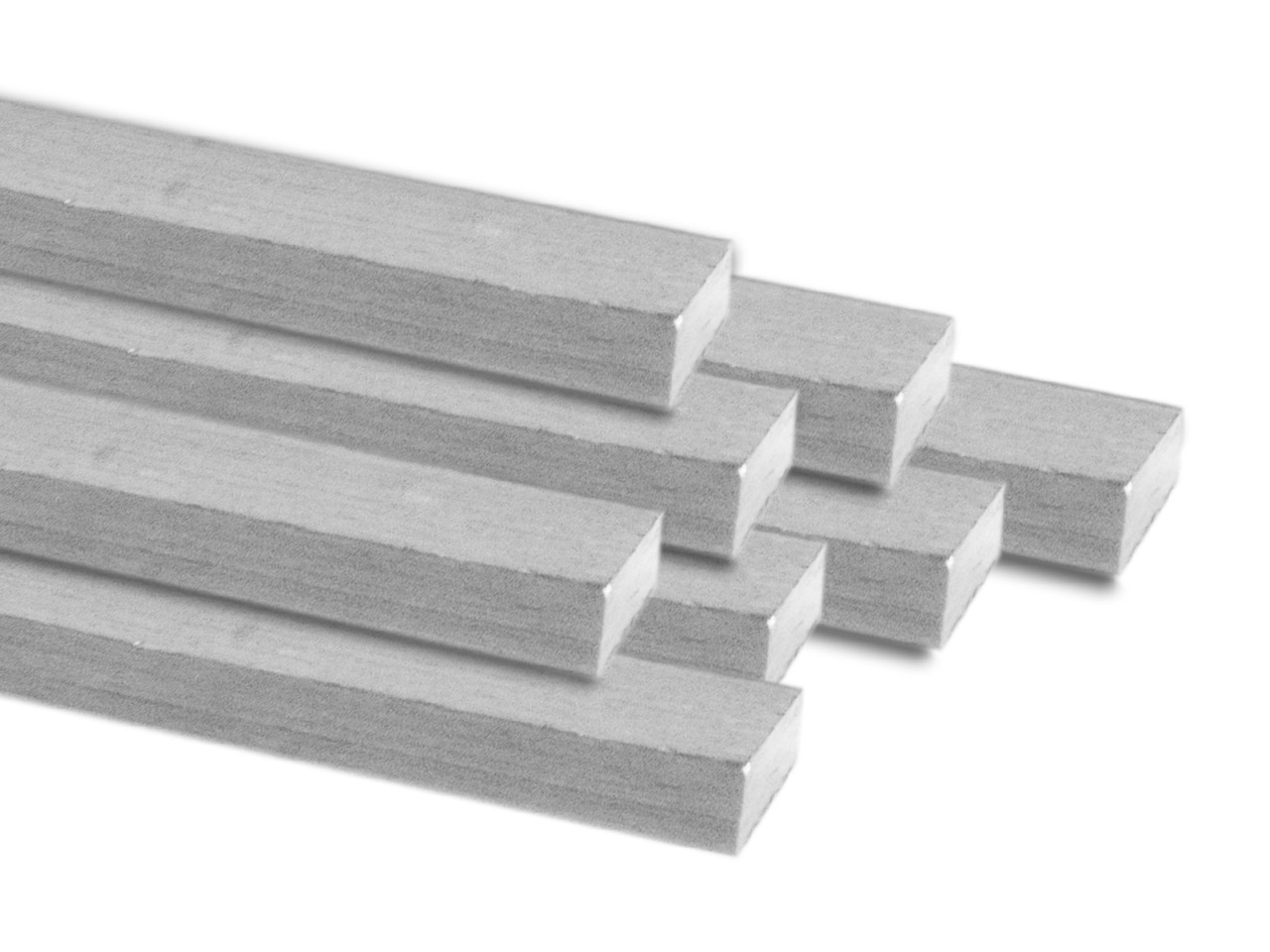 Fil rectangle 2,00  x 1,00 mm, Argent fin recuit