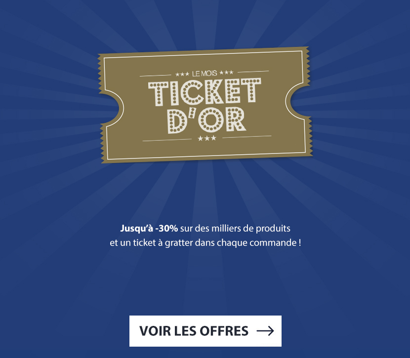 Le mois ticket dor
