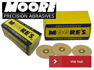 Moore - Disques Abrasifs