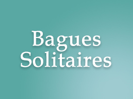 Bagues solitaires