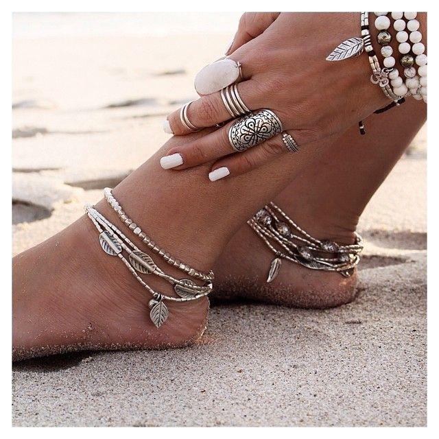 Favoris Les pieds dans l'eau : Habillez votre cheville pour l'été ! | L  AE56