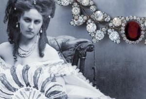 Comtesse de castiglione boucheron