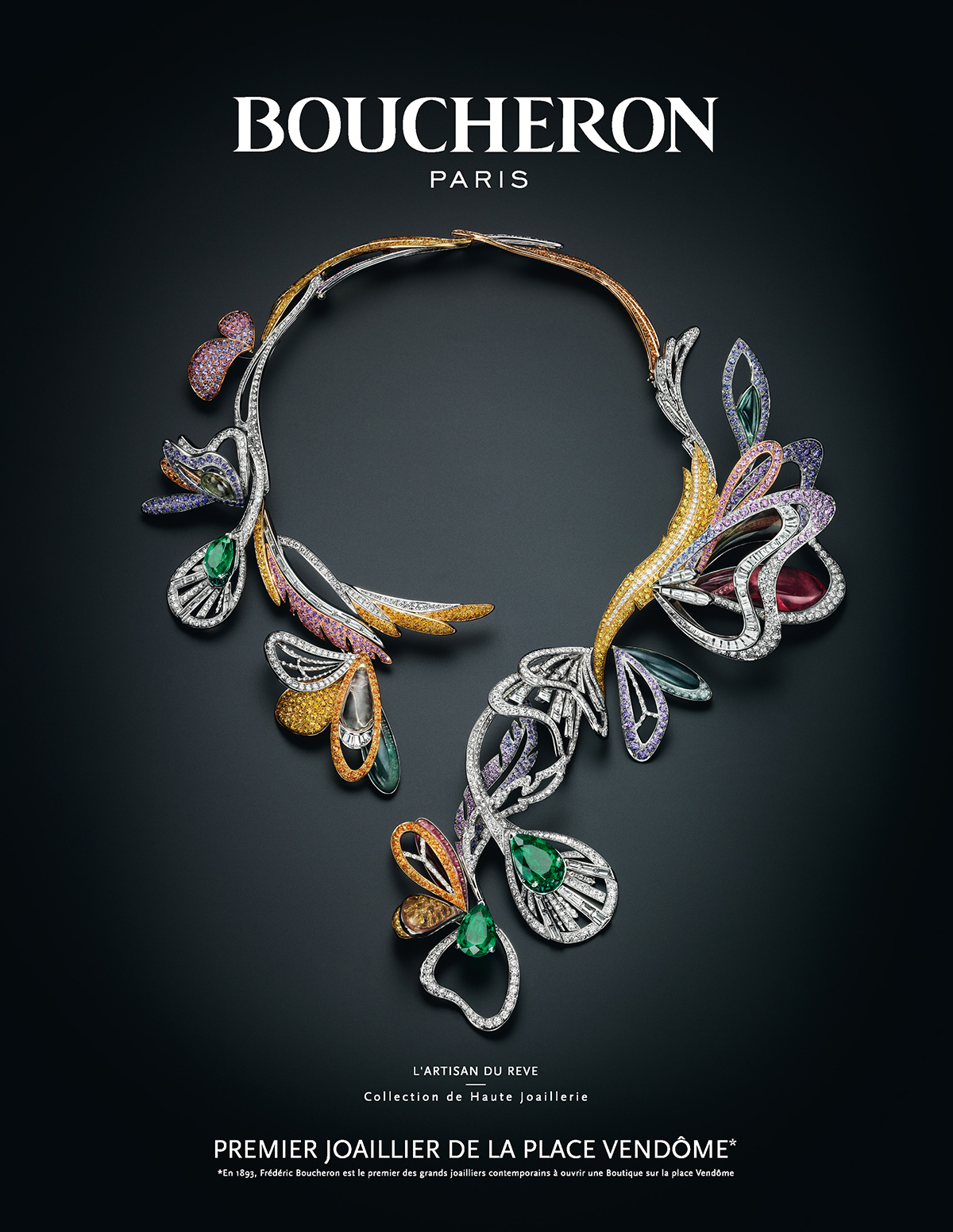 Collier Boucheron