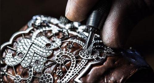 Techniques de bijouterie - Le Sertissage