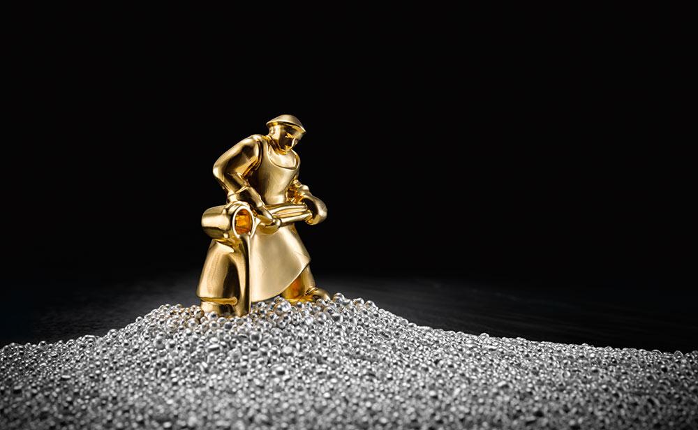 La récupération des métaux précieux en bijouterie
