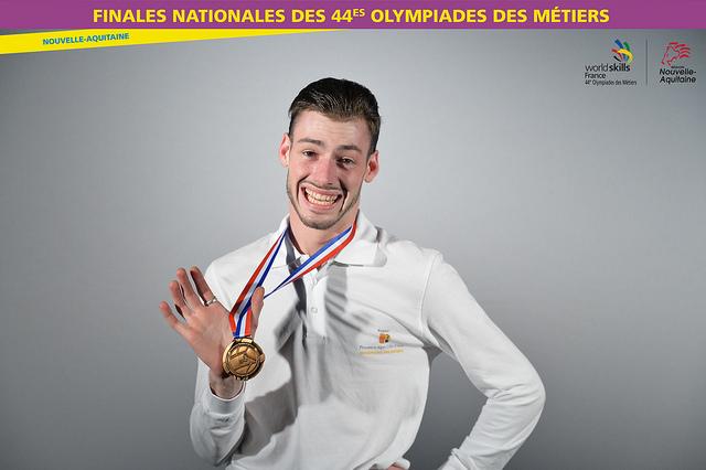 90e28322b08e69 Worldskills 2017   Les travaux des médaillées en Bijouterie ...