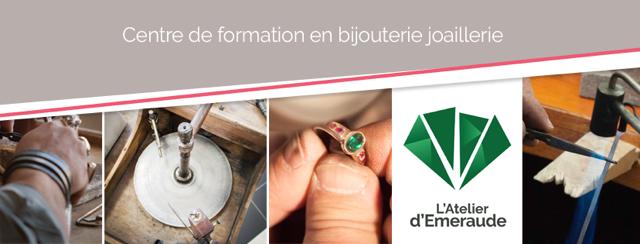 L'atelier d'emeraude : centre de formation bijouterie