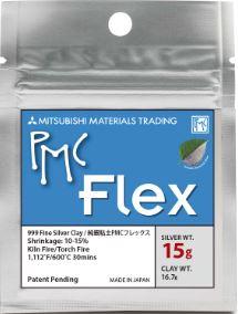 PMC Flex pâte de métaux précieux